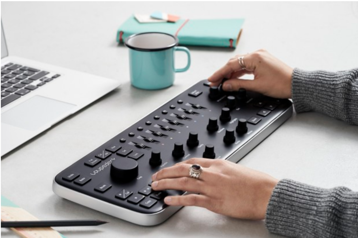 Loupedeck for Adobe Lightroom arrives in the UK