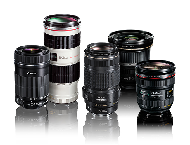 Best zoom lenses for Canon
