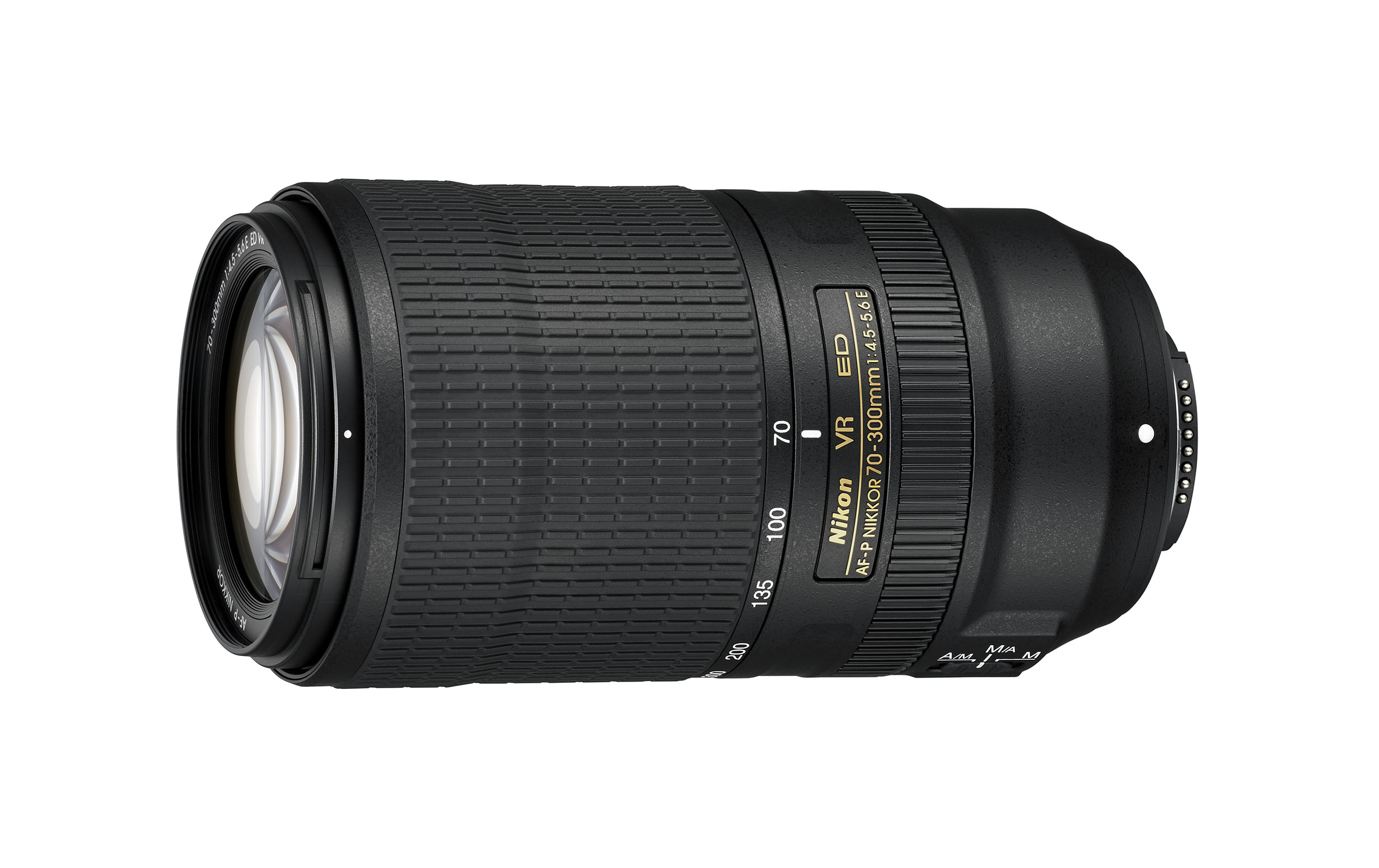 Nikon reveals the AF-P Nikkor 70-300mm ED VR telephoto zoom for enthusiasts