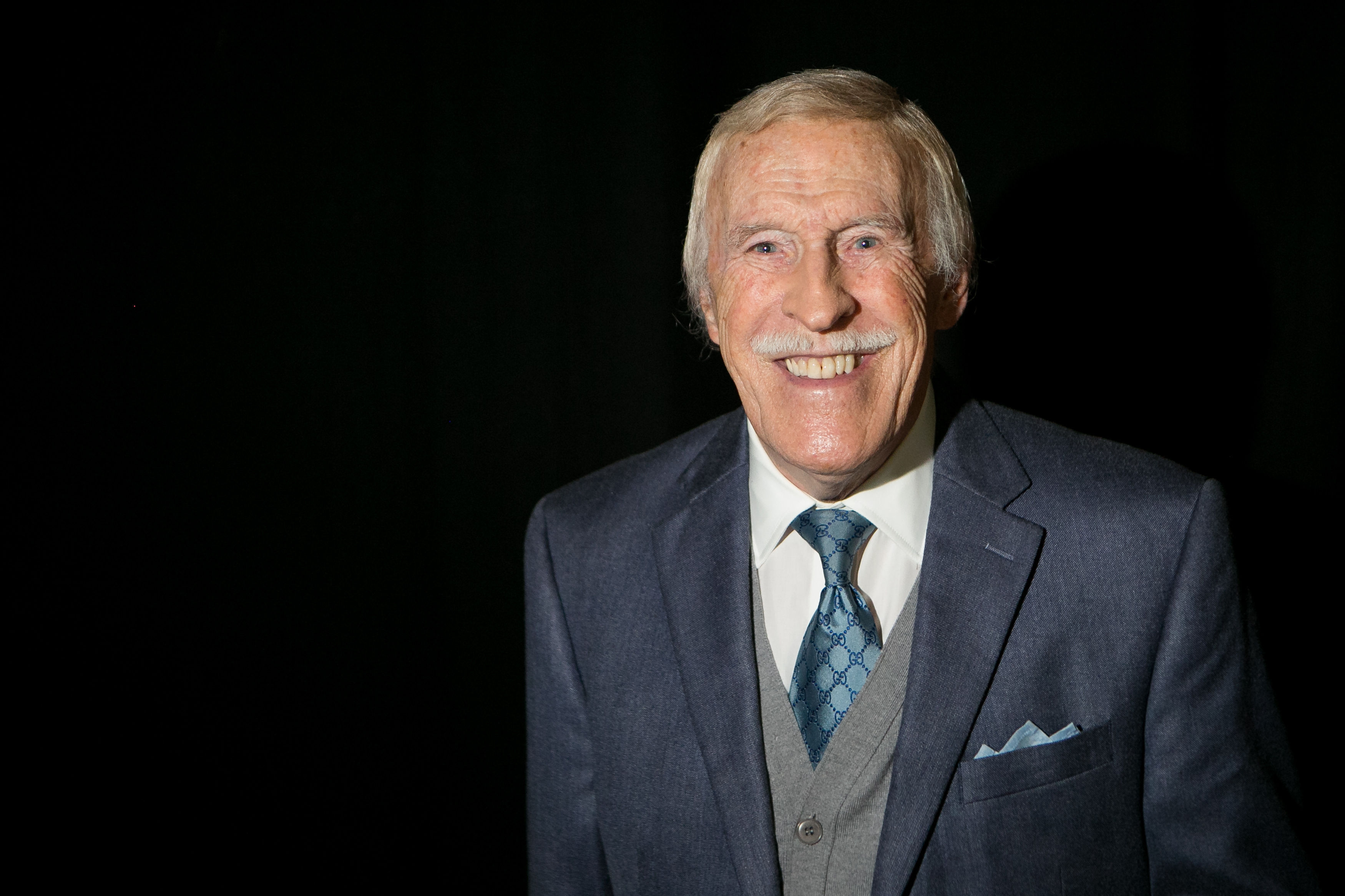 Bruce Forsyth – a celebration of his life in pictures