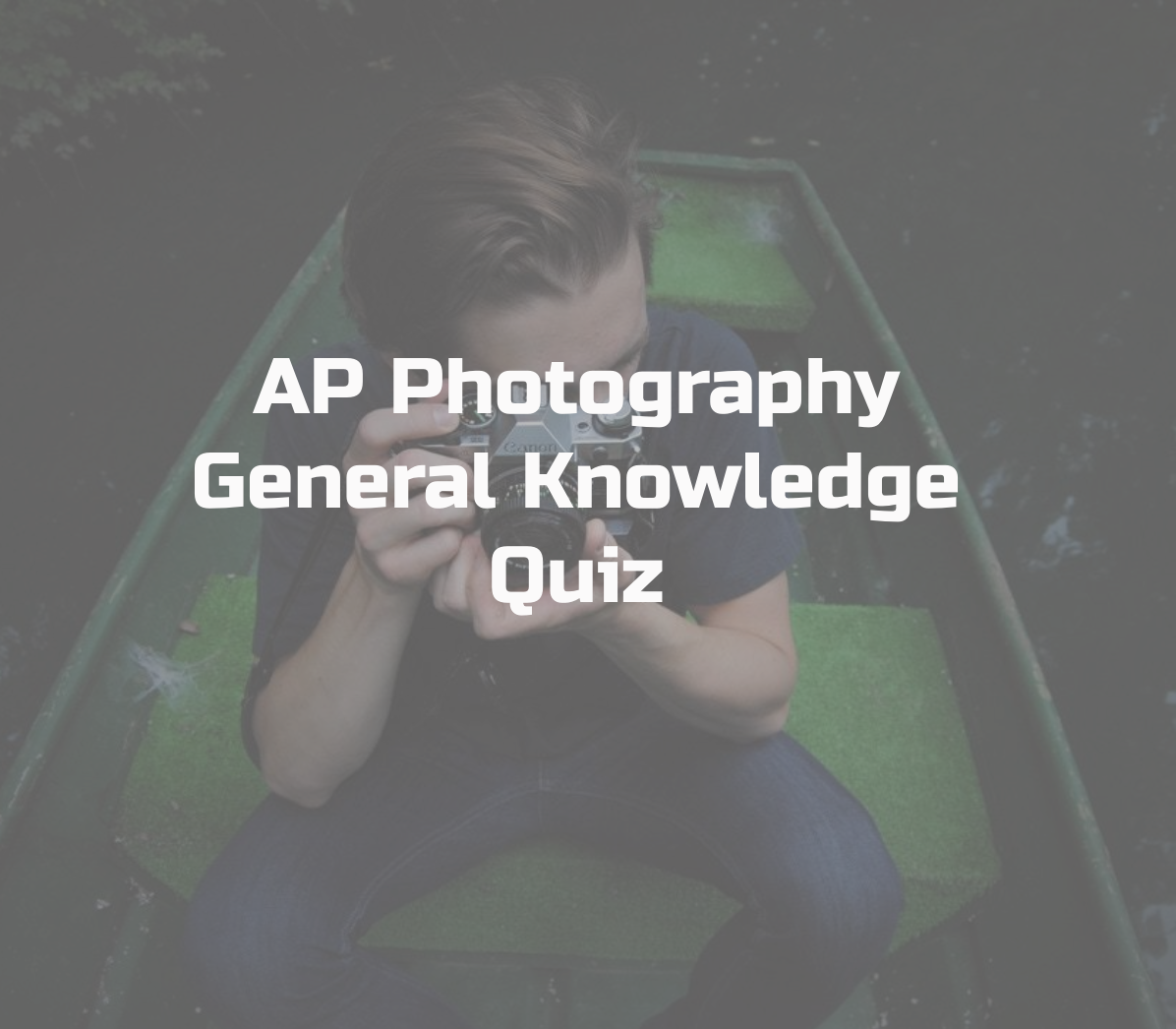 Quiz – How well do you know your photography history?