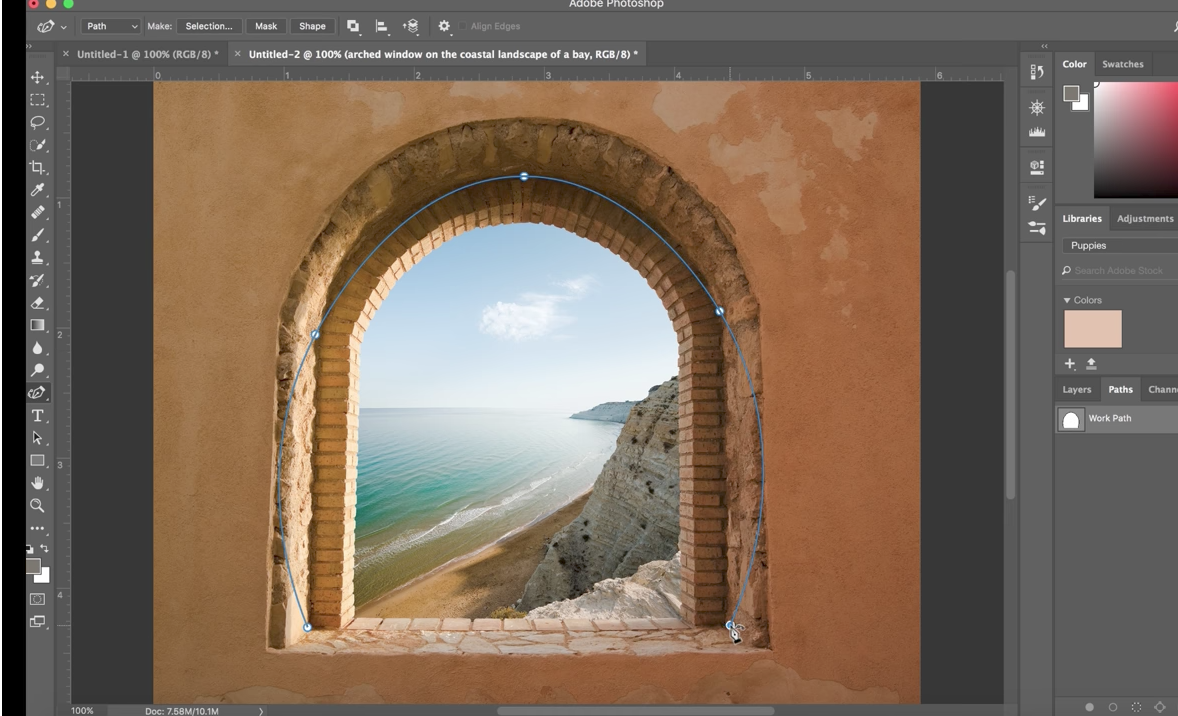 """Curvature Pen Tool part of """"major update"""" coming to Adobe Photoshop CC"""