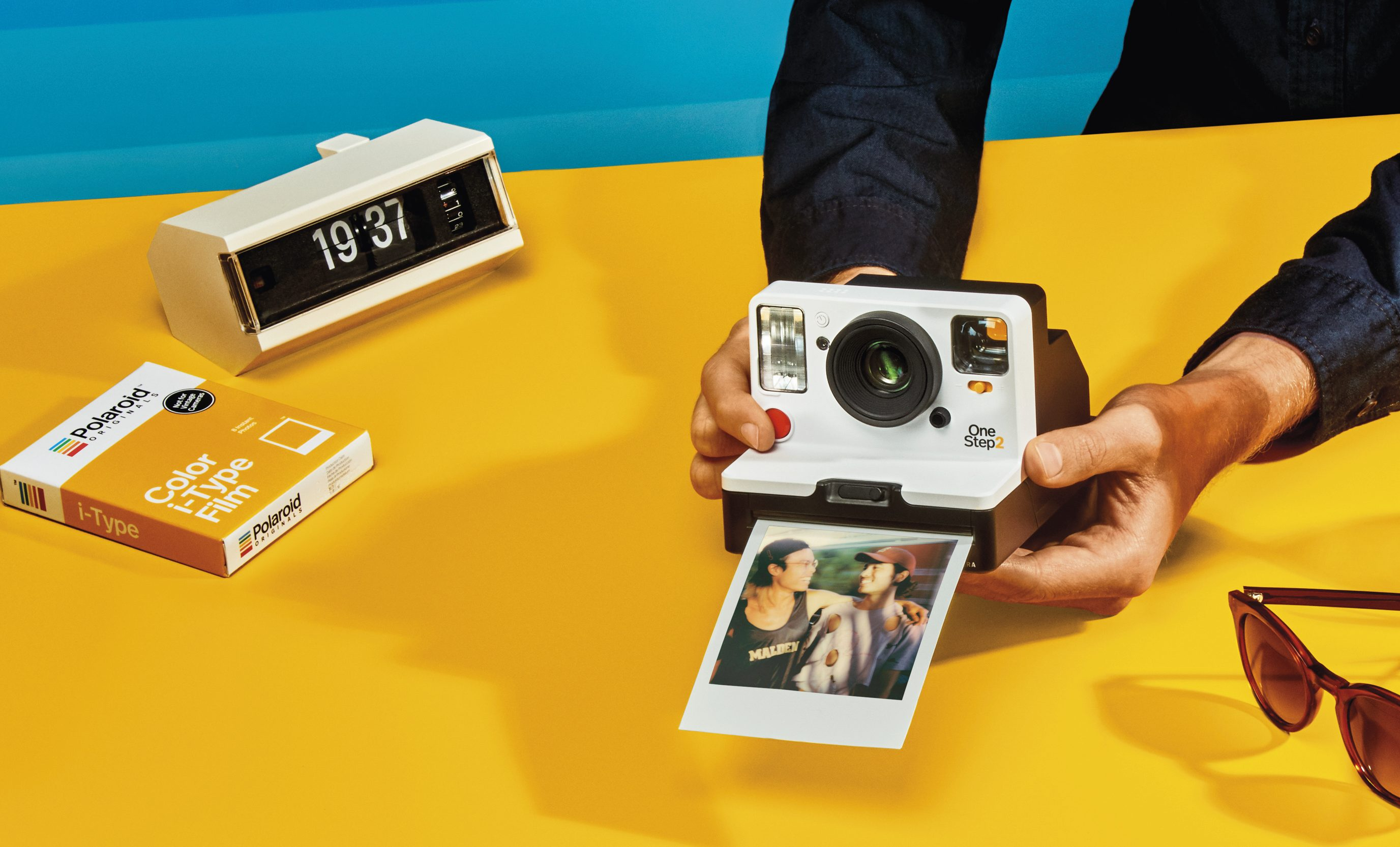 Polaroid brings back the classic instant camera with launch of the new OneStep 2