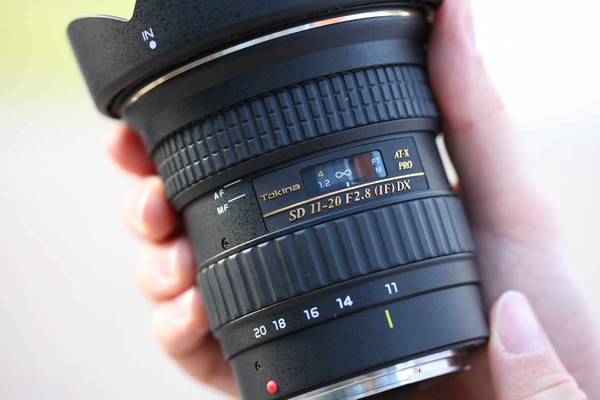 Tokina AT-X 11-20mm f/2.8 PRO DX review: Reasonably priced wide-angle zoom