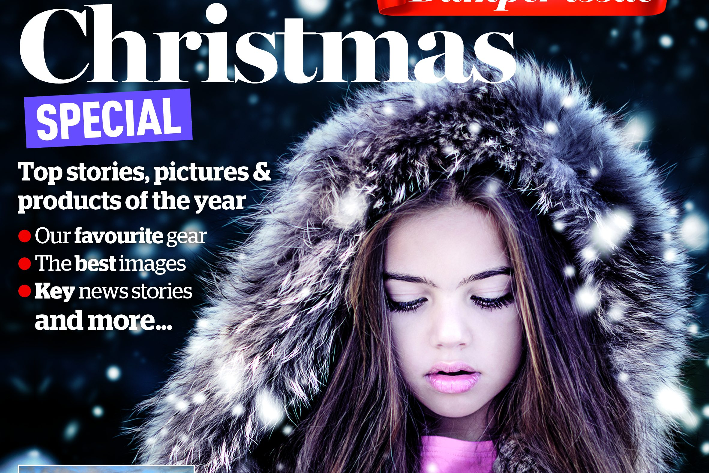 Christmas Cover Star: Do you want your photo on the cover of Amateur Photographer?
