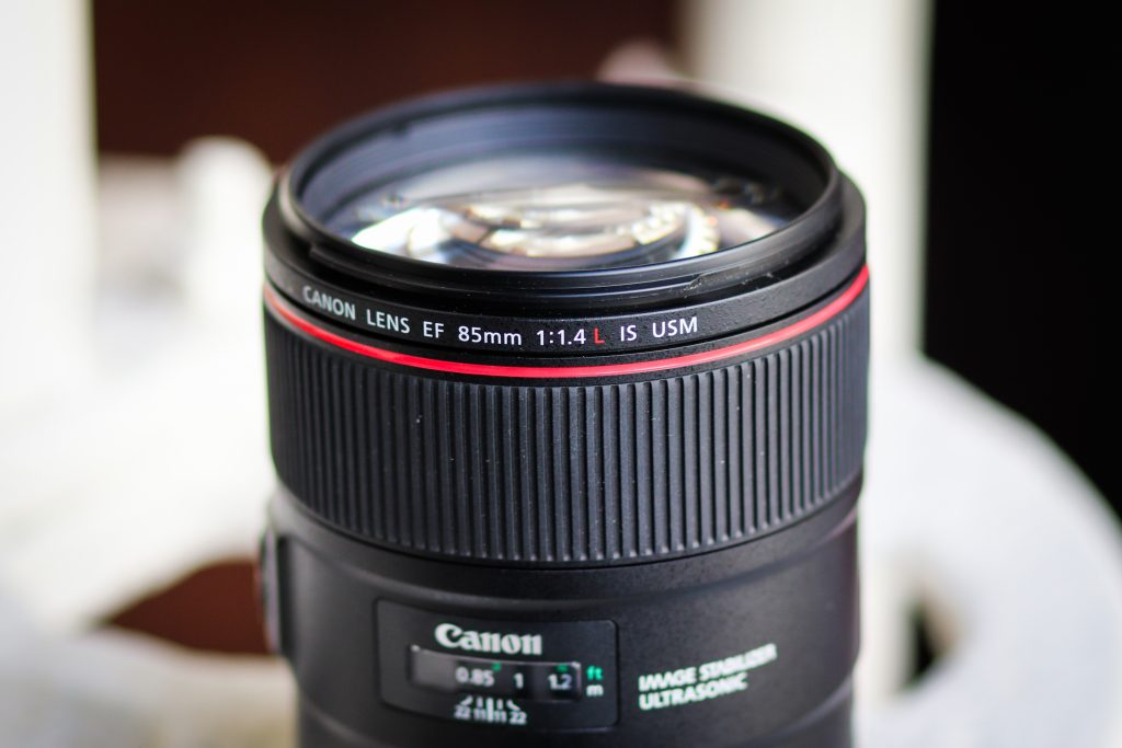 Hands-on with the Canon EF 85mm f/1.4L IS USM