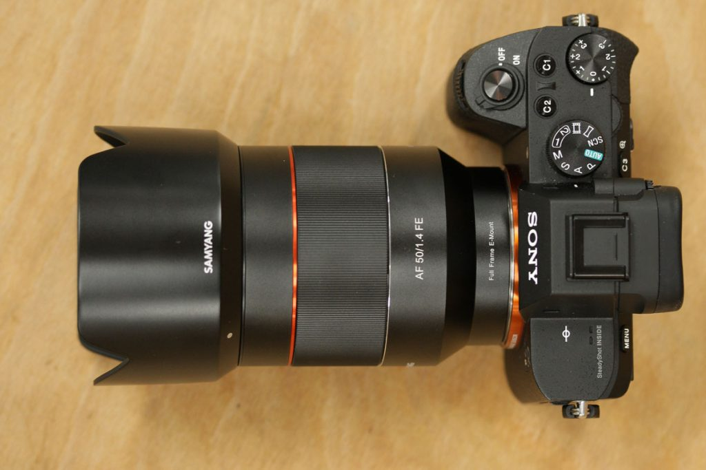 Samyang AF 50mm f/1.4 FE review