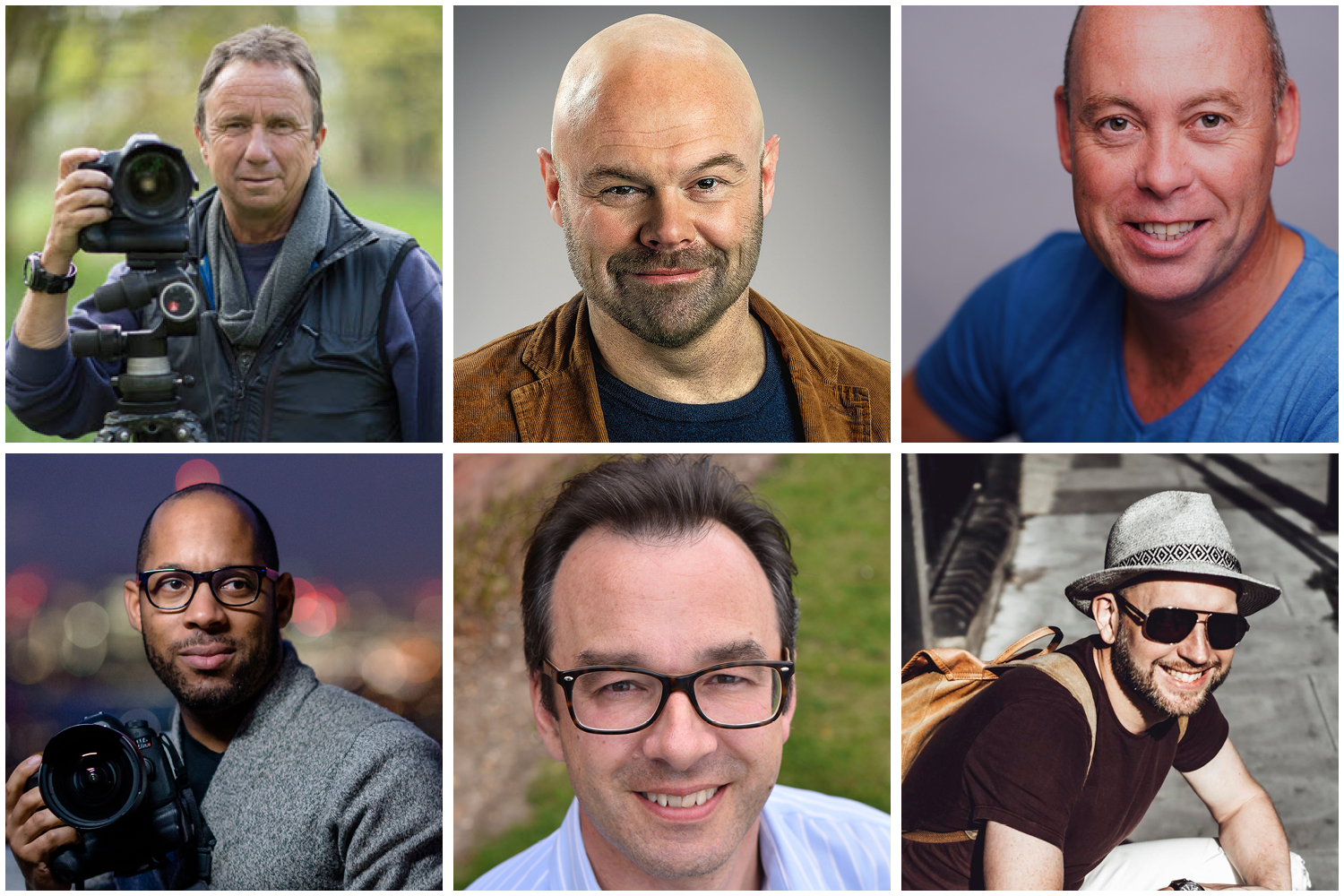 Speakers line-up for CameraWorld LIVE announced