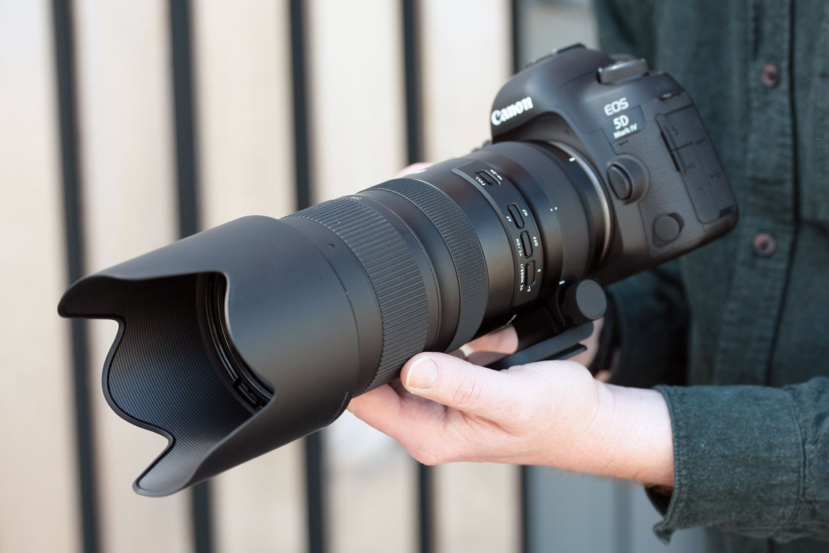 Tamron SP 70-200mm F/2.8 Di VC USD G2 review: Tamron's finest lenses yet?