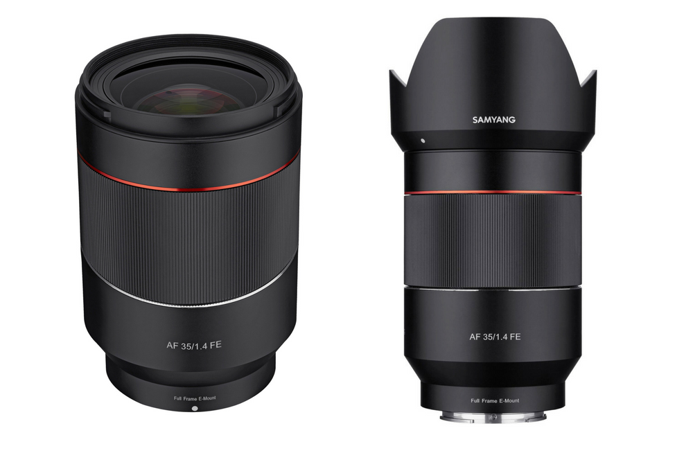 Samyang announces new autofocus lens for enthusiasts and professionals