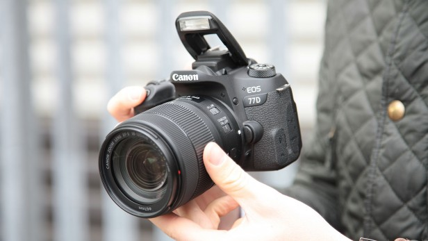 Canon EOS 77D – ticks all the right boxes for enthusiasts