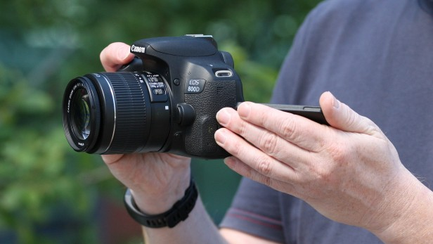Canon EOS 800D – a great entry-level DSLR