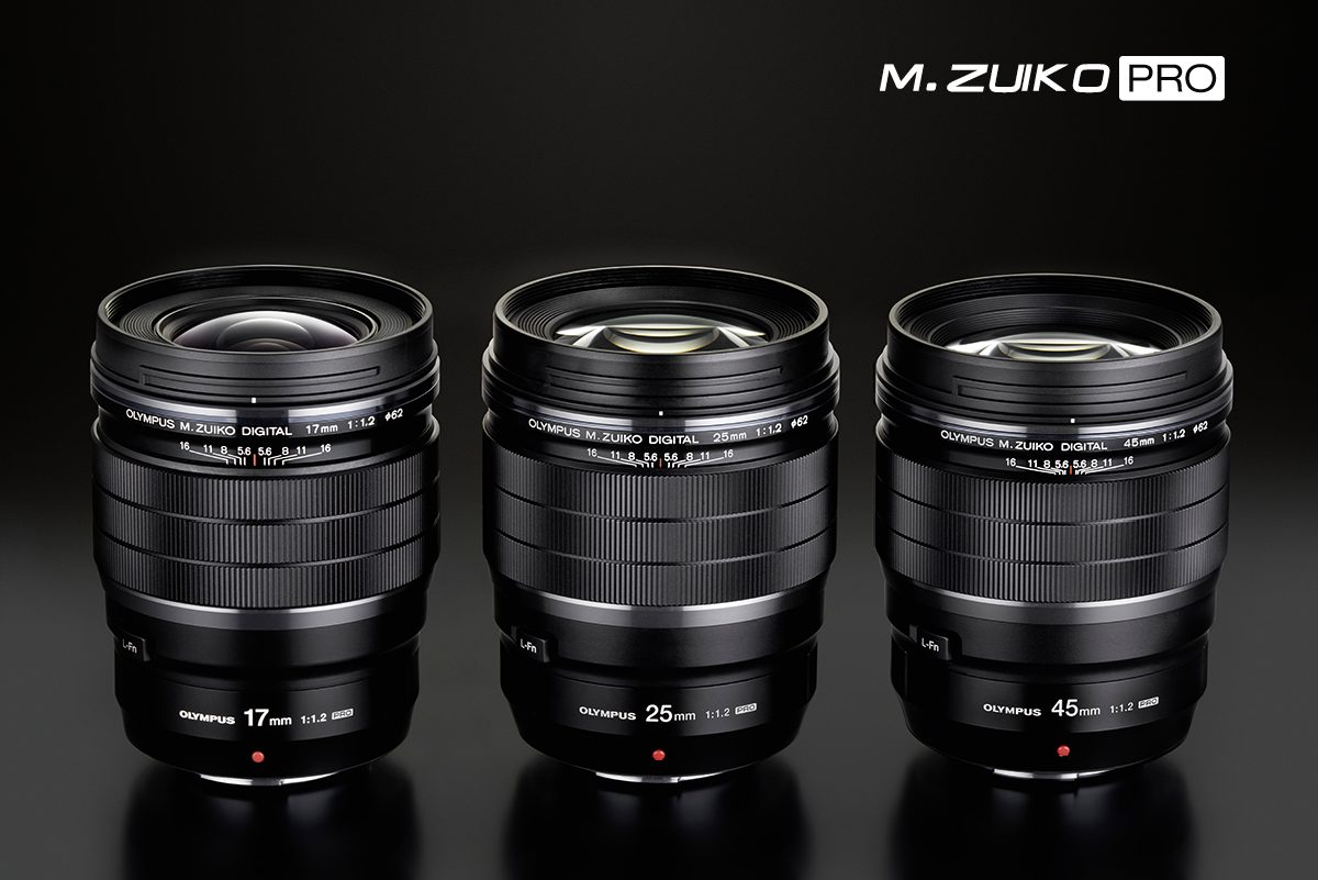 Olympus adds two professional lenses to its M.Zuiko PRO series
