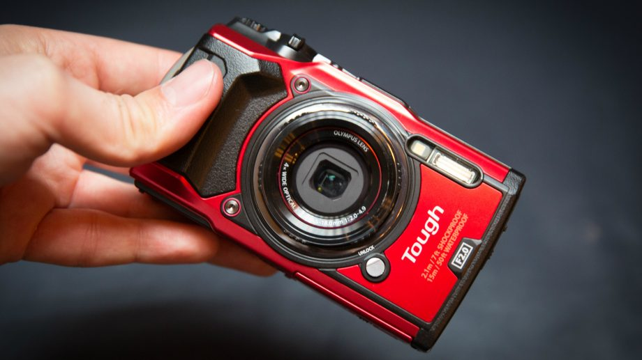 Hands-on with the Olympus TG-5