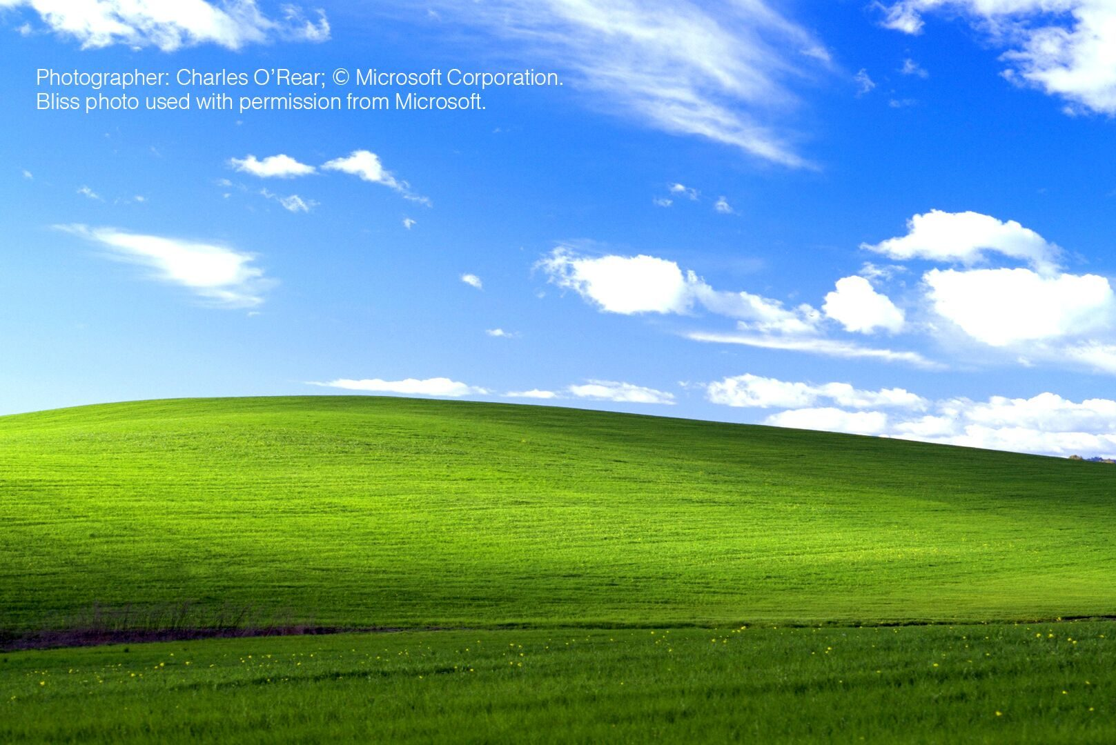 The man behind the world's most viewed picture releases new wallpapers