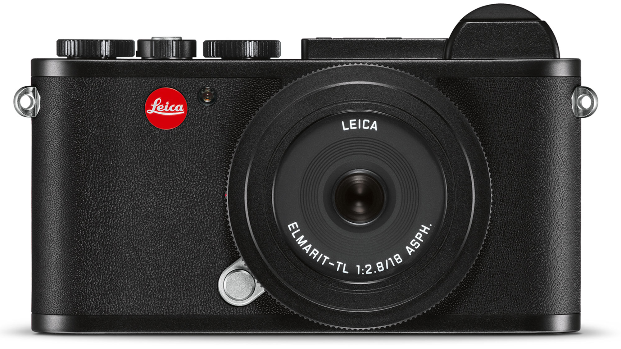 Leica CL mirrorless with built-in viewfinder
