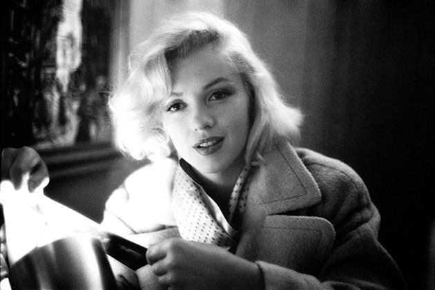 The prints and the showgirl: Previously unseen pictures of Marilyn Monroe restored in new book