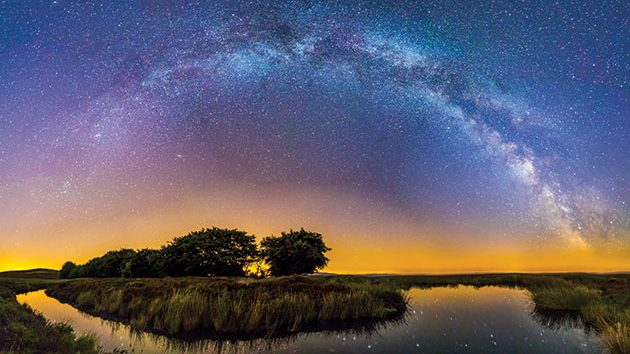 The night sky: How to photograph stars