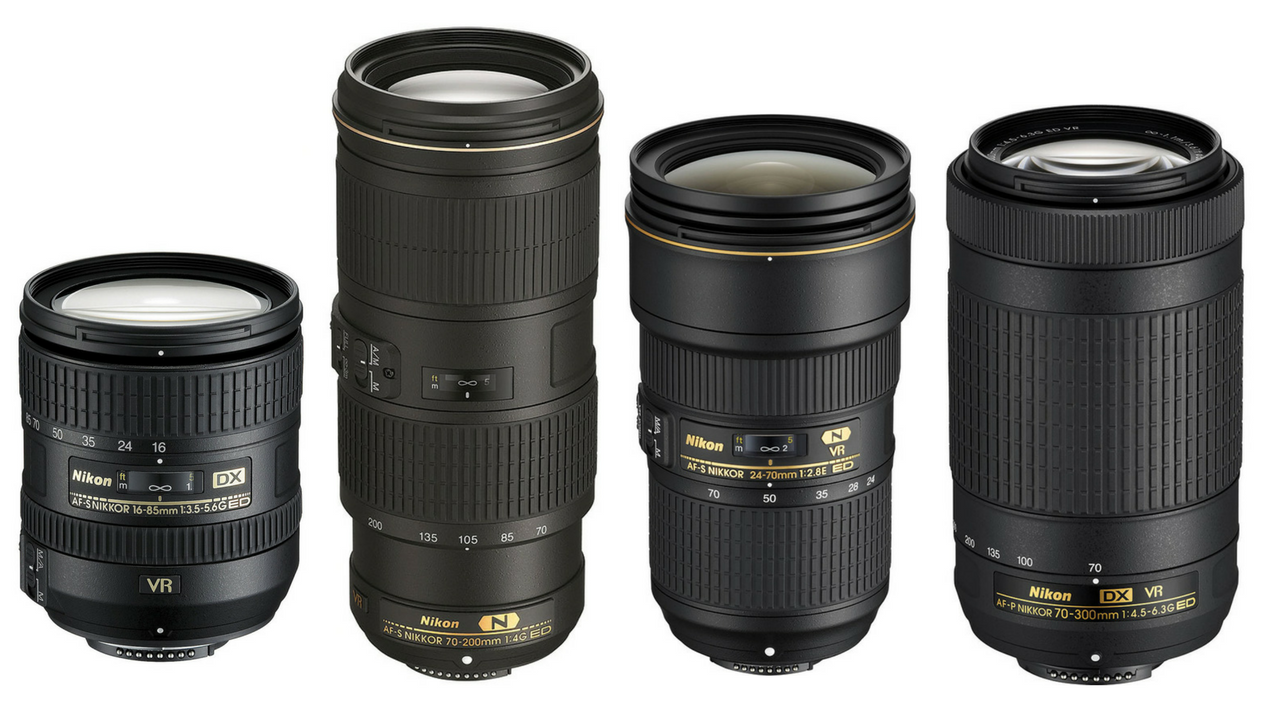 The eight best Nikon lenses to buy in 2017