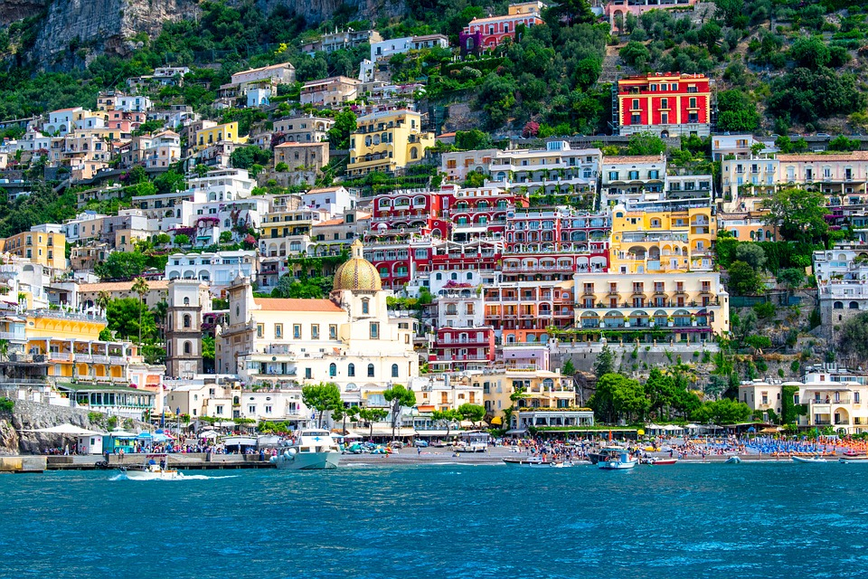 Photography tax announced in Italian town of Positano