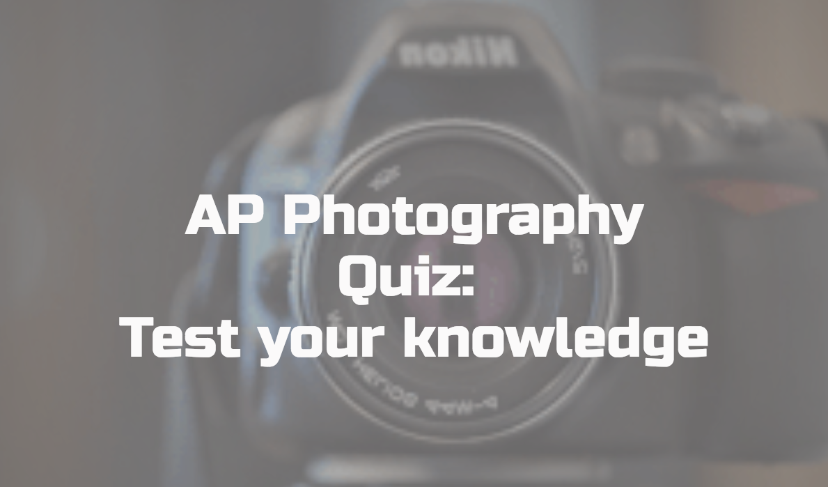 photography quiz