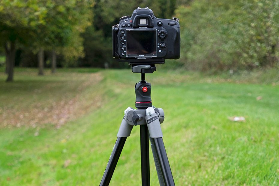 Tripod masterclass: Using your tripod