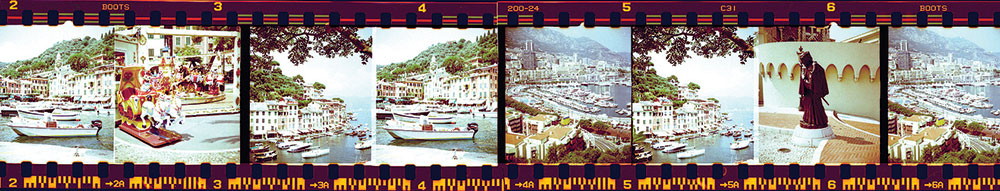 Stereo negatives from Stereo Realist
