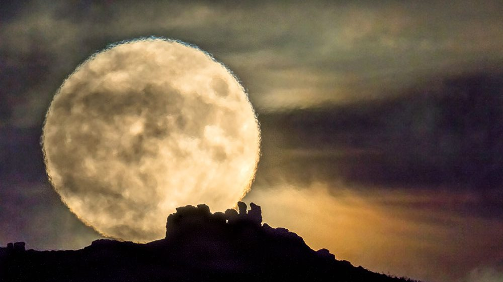 Supermoon 2017: How to capture the perfect photograph