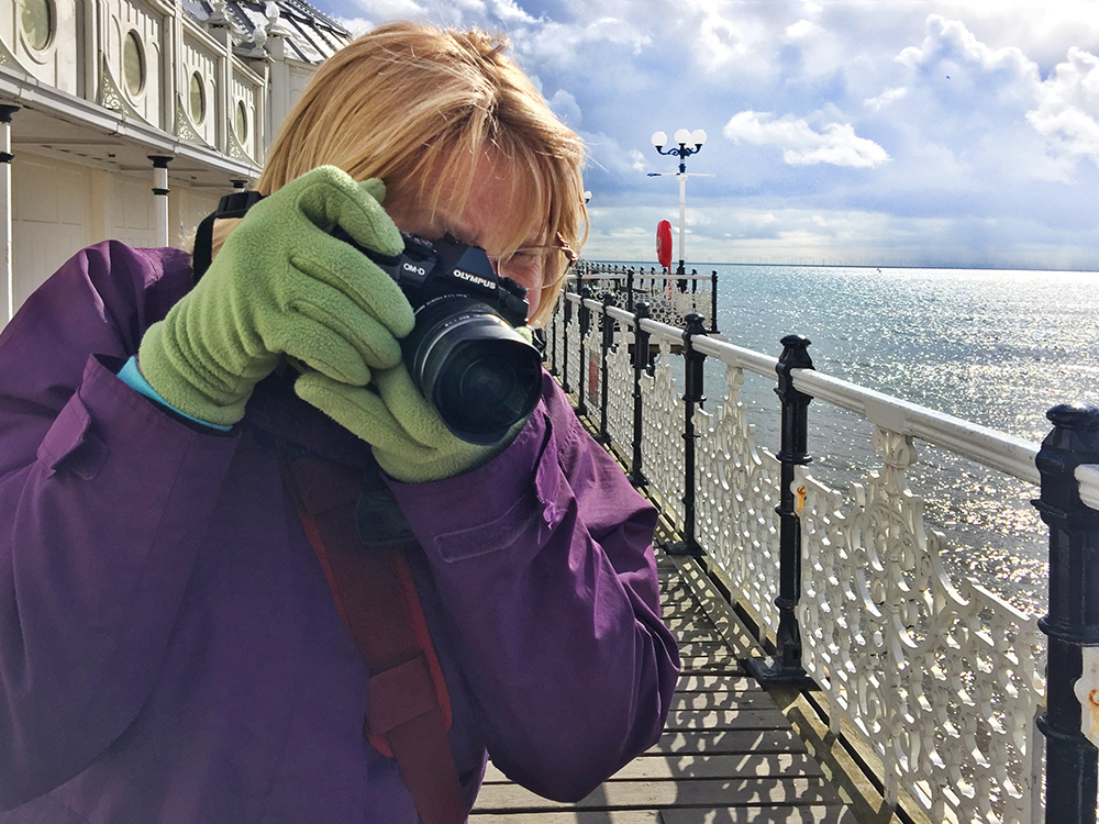 Win a day out on a Brighton street photography walk with AP and Olympus