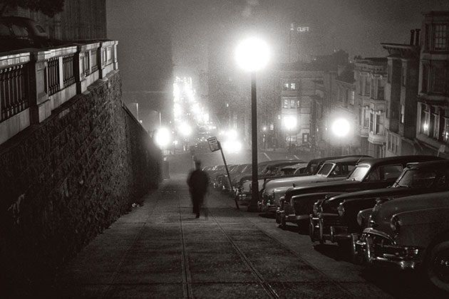 The streets of San Francisco: Interview with Fred Lyon