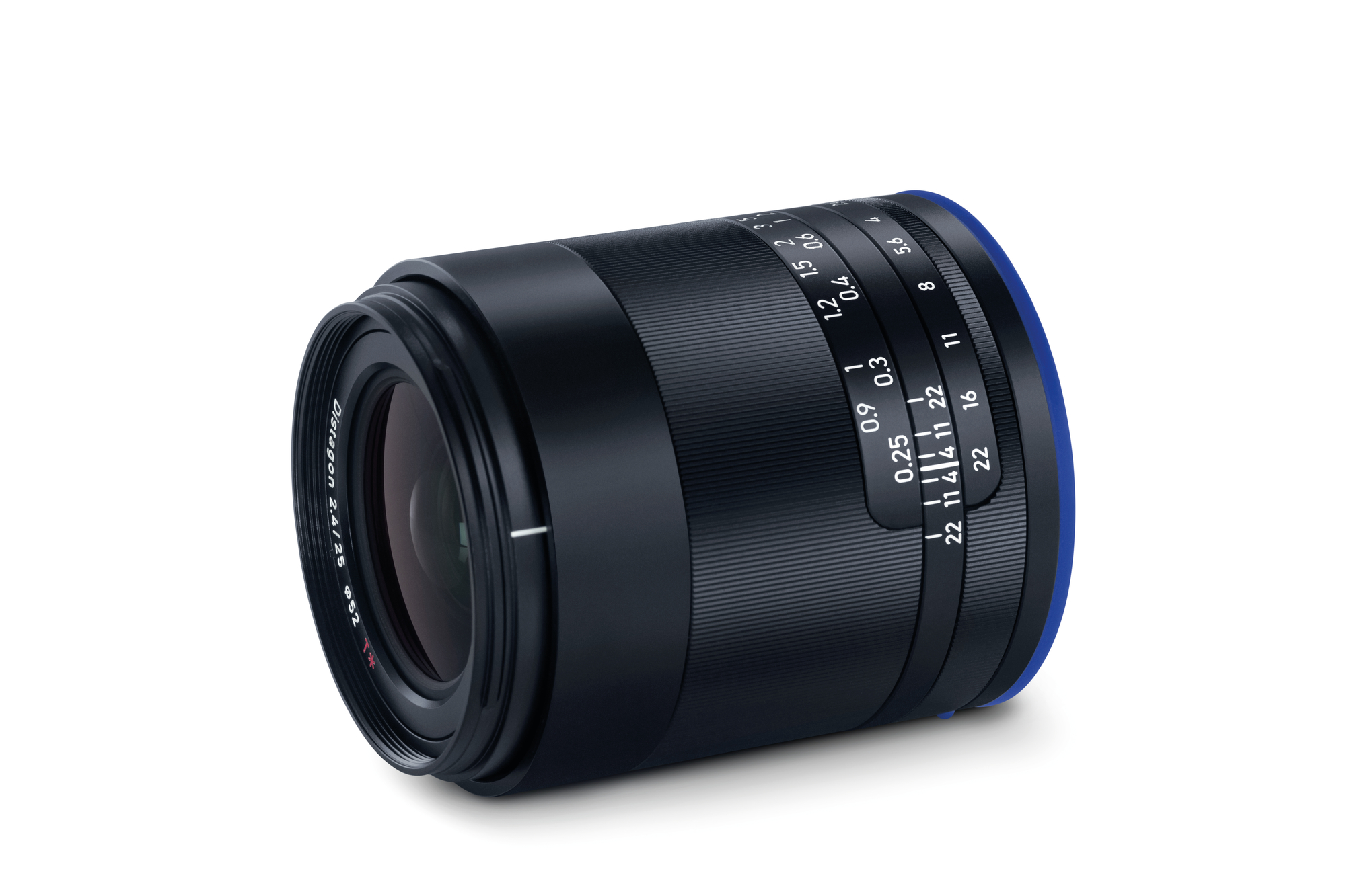 Zeiss Loxia 25mm f/2.4 lens announced