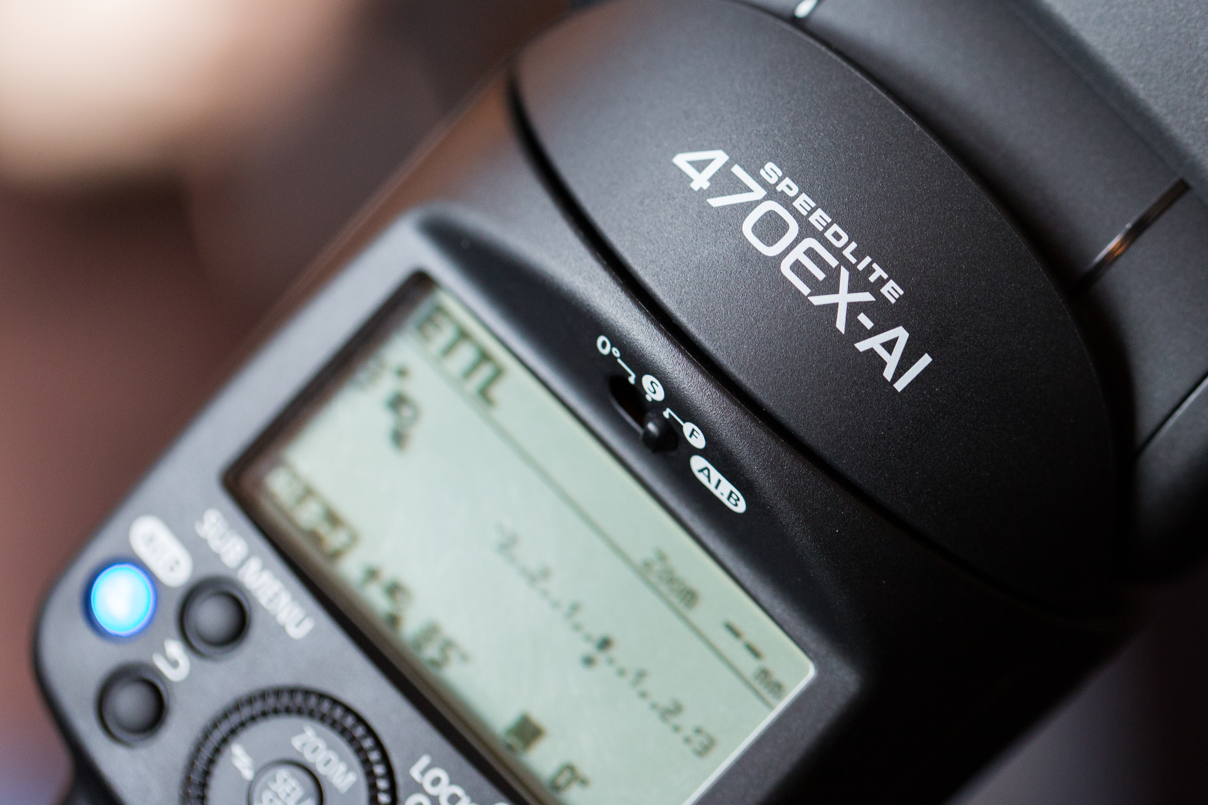 Canon Speedlite 470EX-AI review – first look