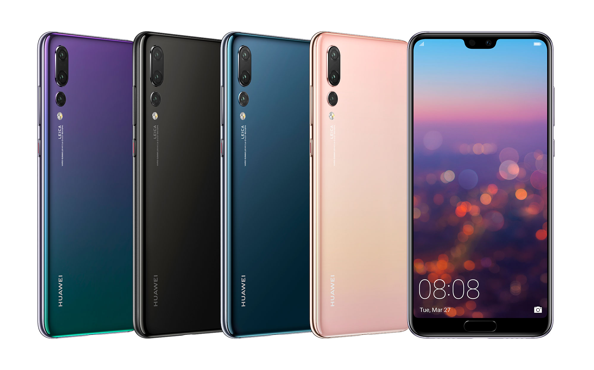 Huawei P20 Pro Review – First Look