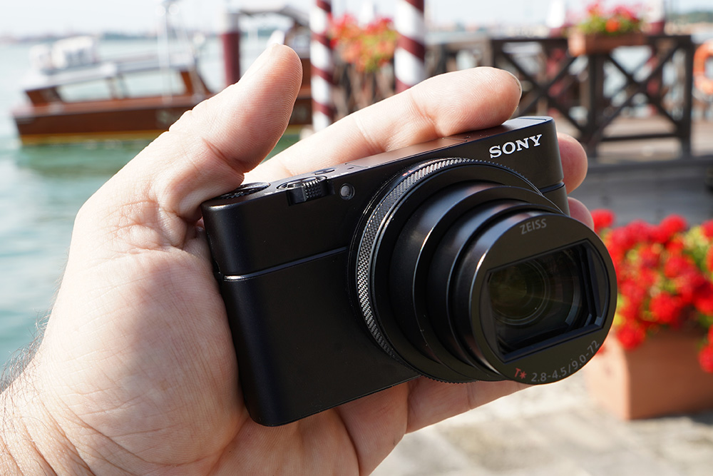 Sony RX100 VI review – first look