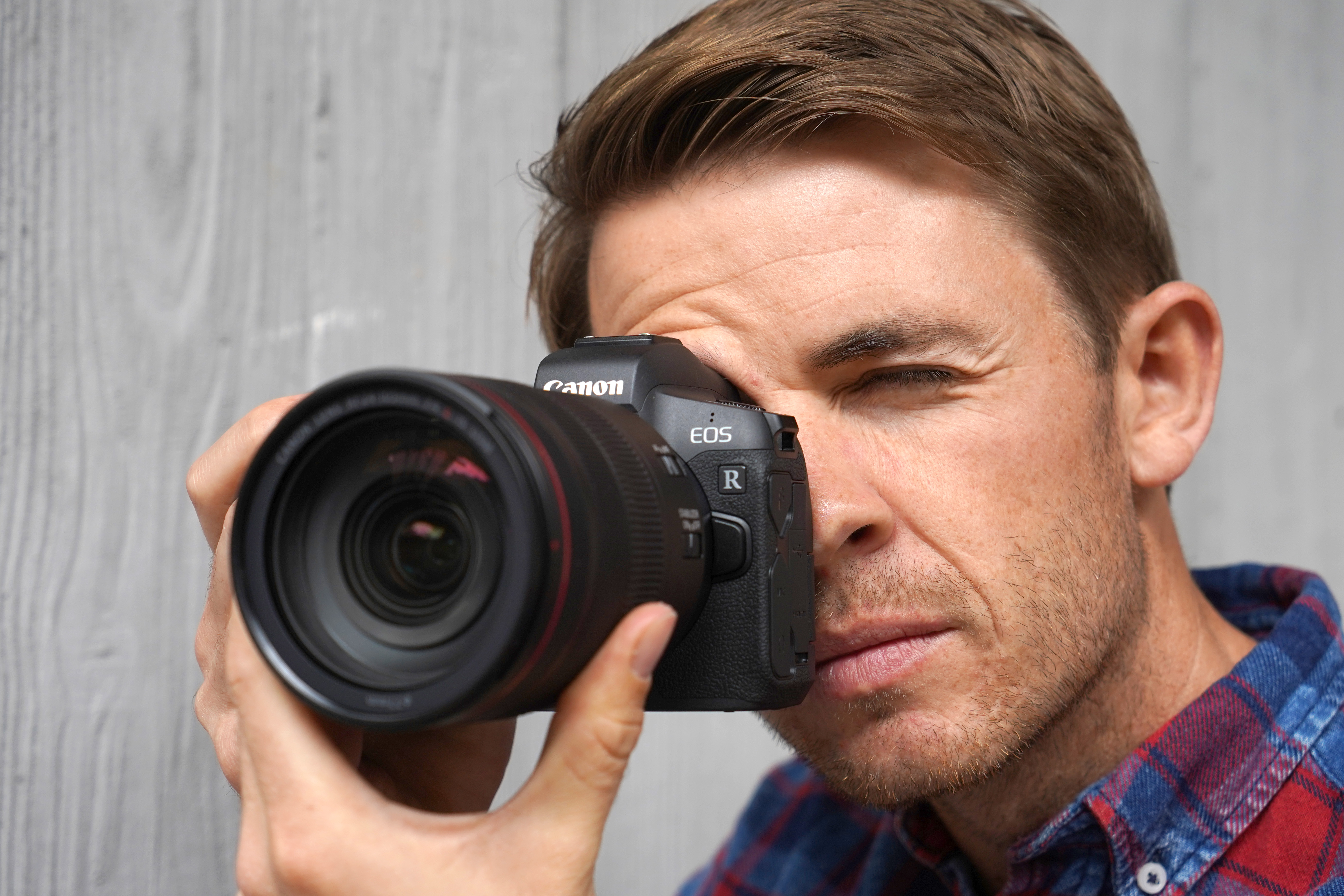 Canon EOS R review: hands on first look