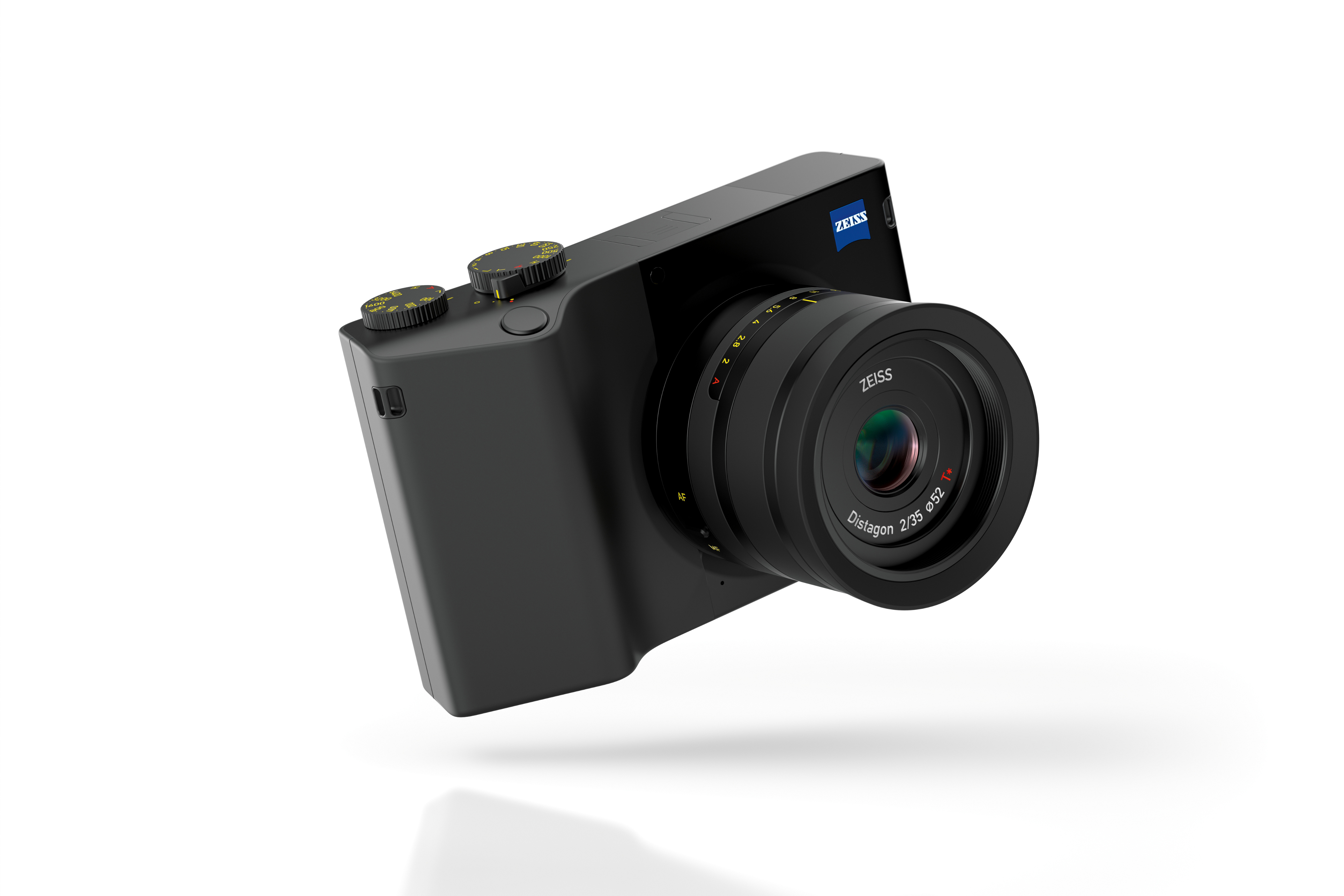 Zeiss announces ZX1 full-frame compact camera