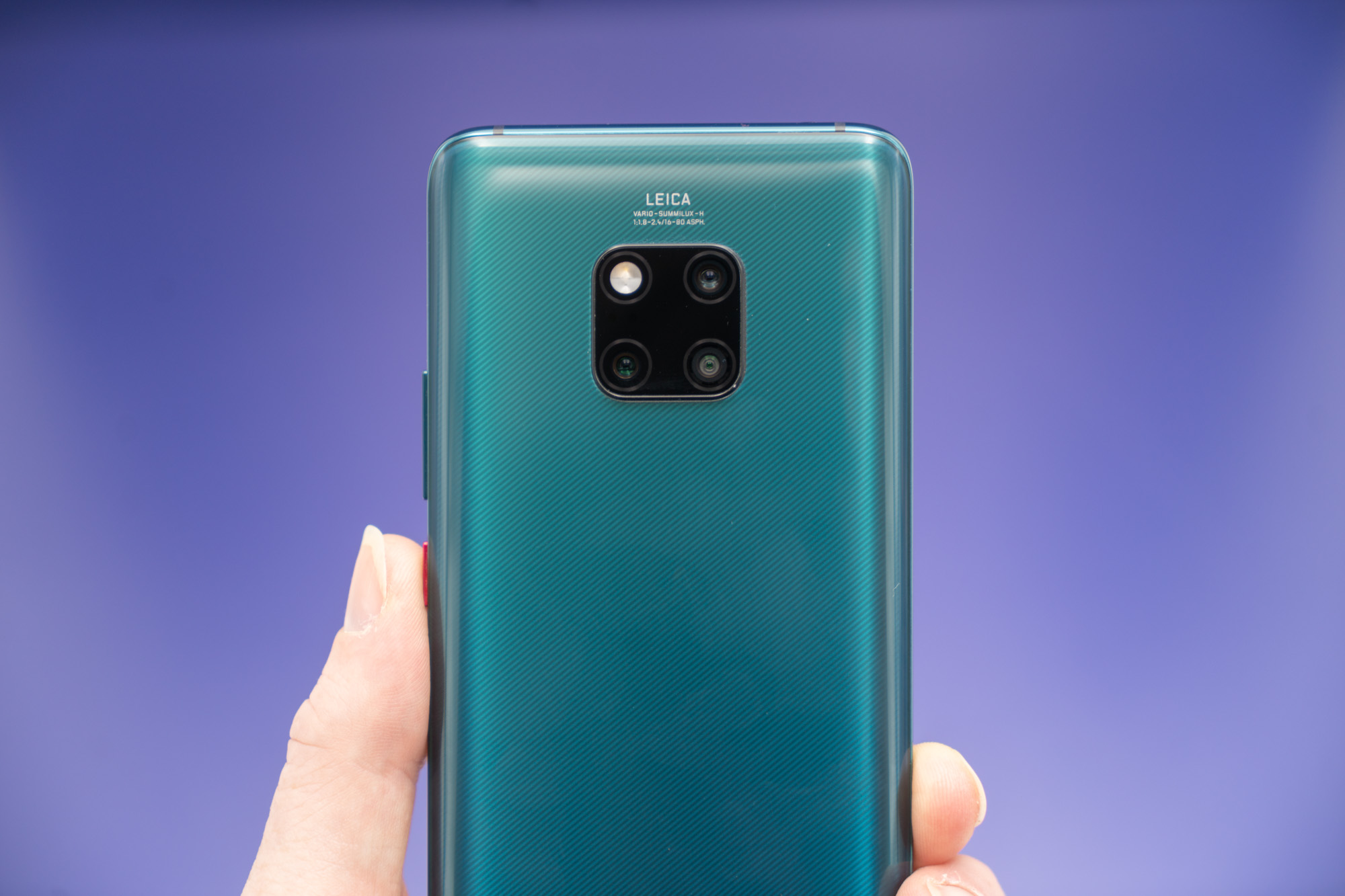 Huawei Mate 20 Pro goes wide with Leica 16-80mm camera