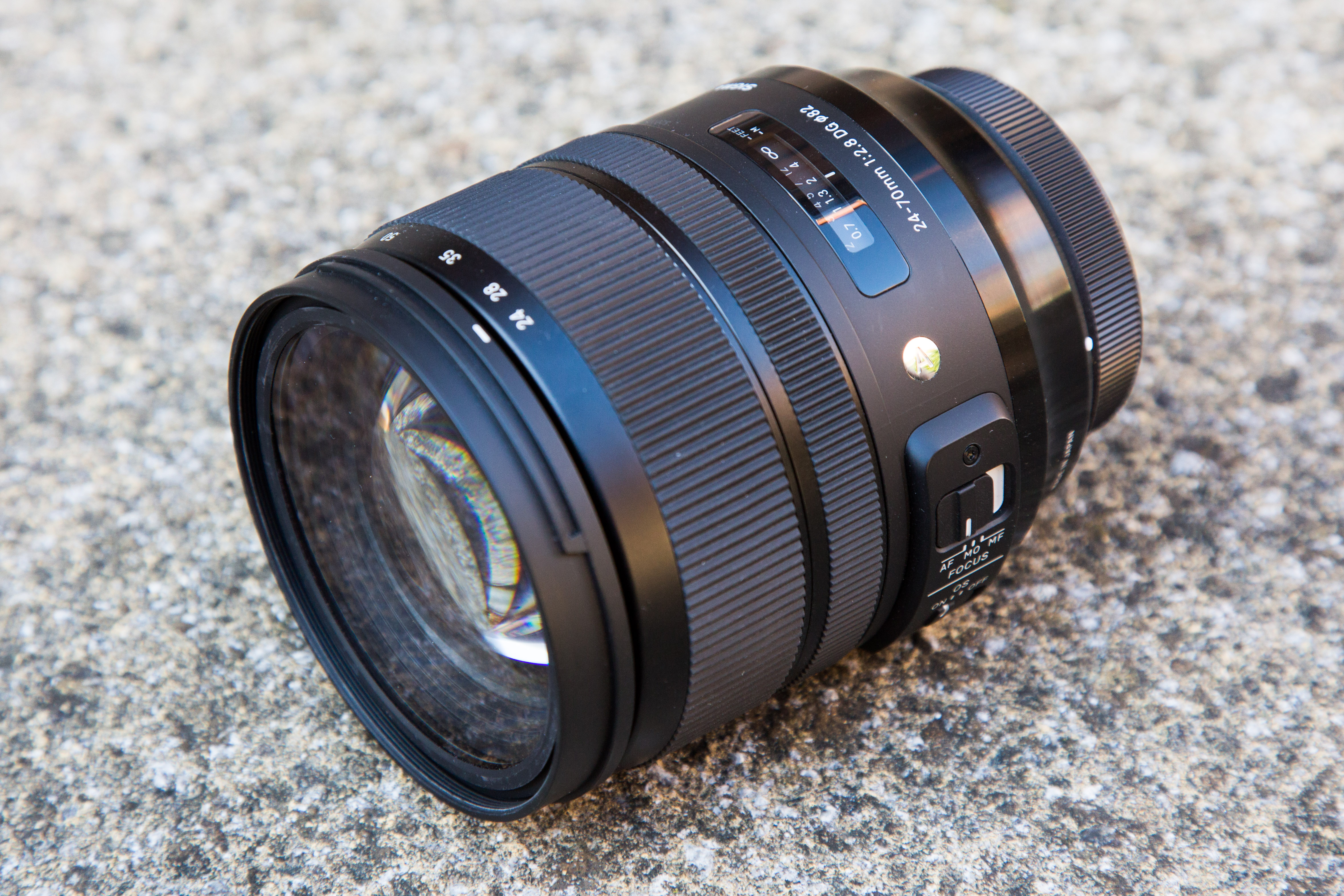 Sigma 24-70mm f/2.8 DG OS HSM Art review
