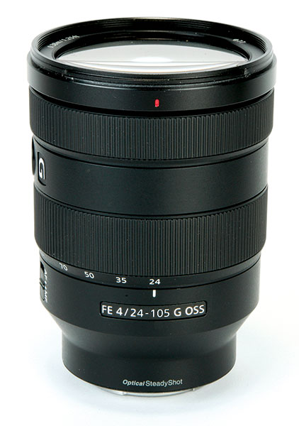 Sony 24-105mm f4 G OSS