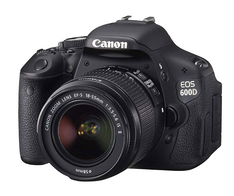 Canon EOS 600D - best second-hand cameras and used DSLRs