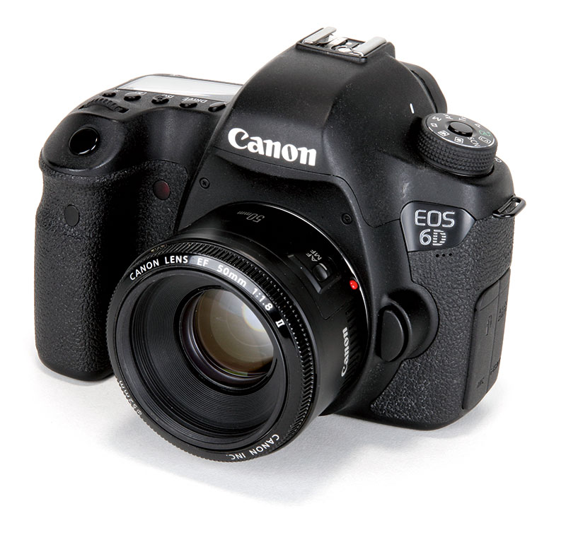 Canon EOS 6D - best second-hand cameras and used DSLRs