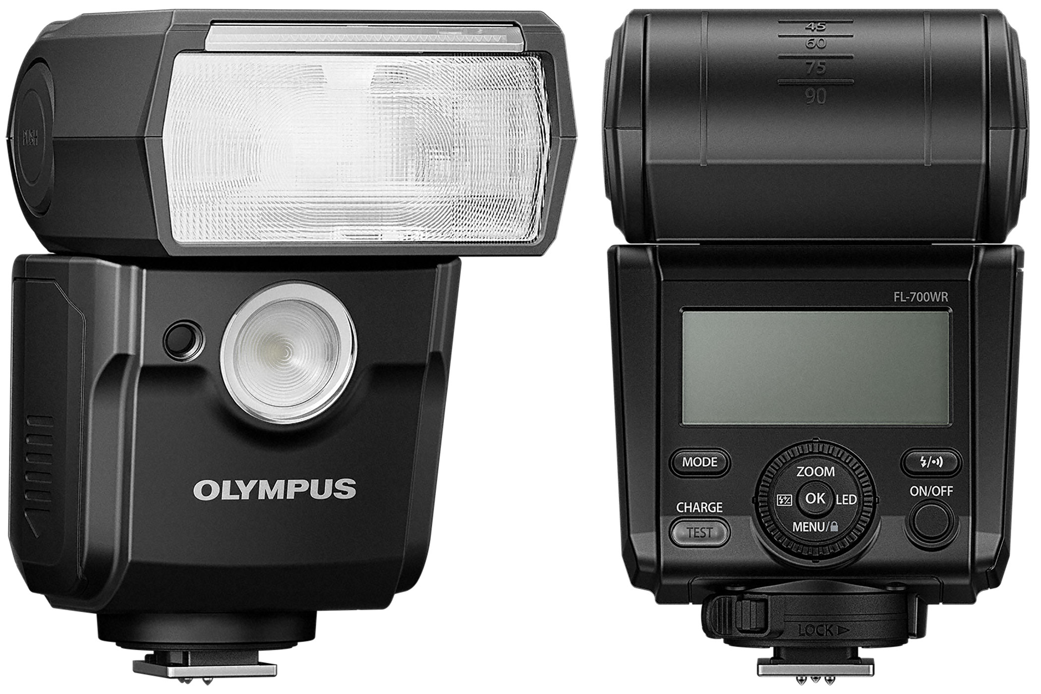 Olympus reveals radio-controlled flash system and upcoming lenses