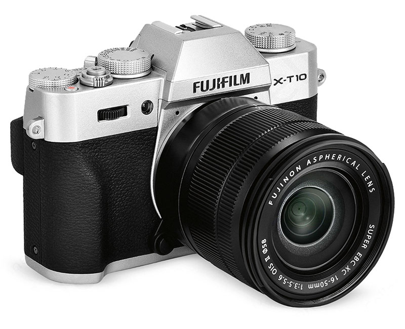 Fujifilm X-T10 - best second-hand cameras and used DSLRs