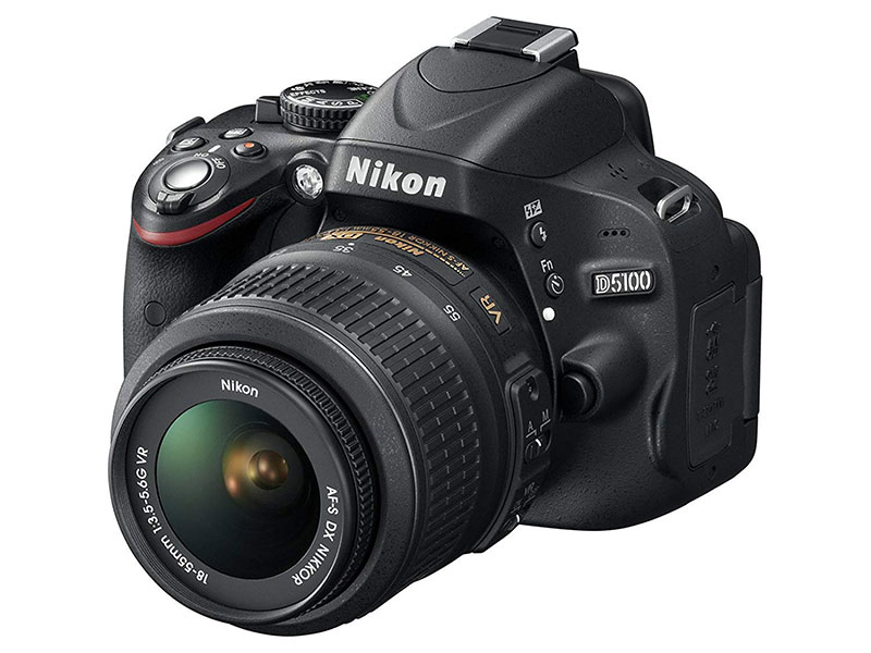NIkon D5100 - best second-hand cameras and used DSLRs
