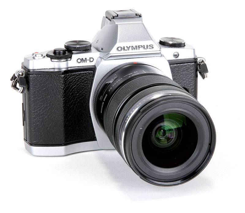 Olympus OM-D E-M5 - best second-hand cameras and used DSLRs