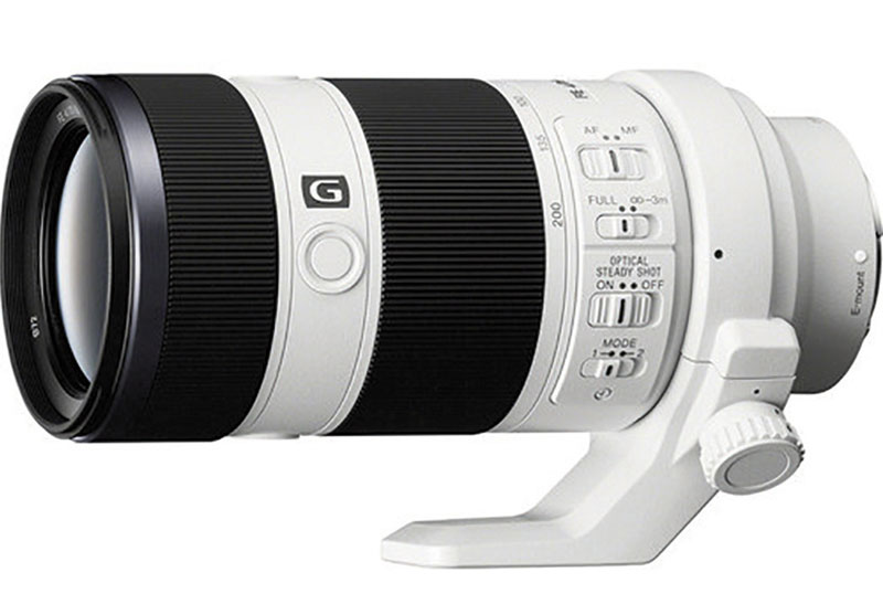 Sony FE 70-200mm f4G OSS
