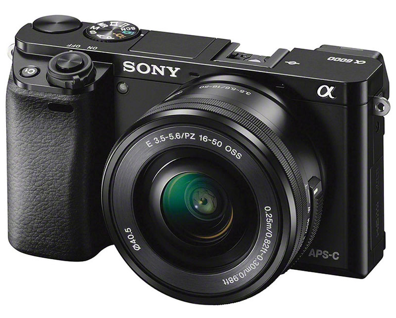 Sony alpha 6000 - best second-hand cameras and used DSLRs