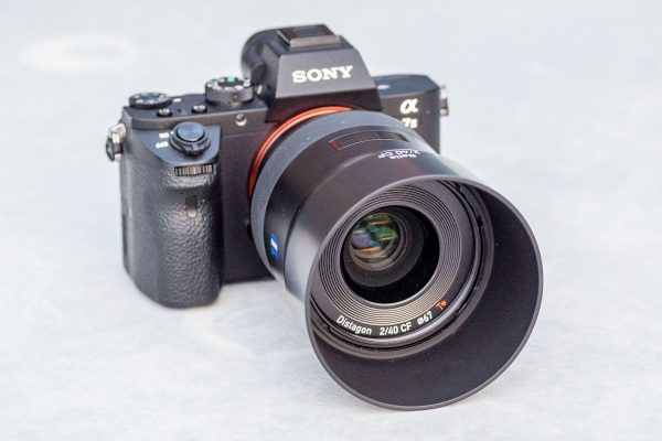 Zeiss Batis 40mm f/2 CFZeiss Batis 40mm f/2 CF