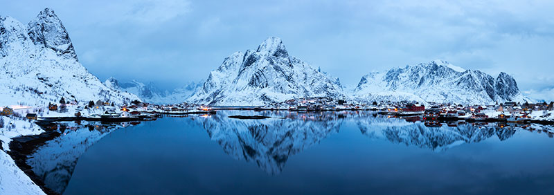 Lofoten Islands Reine