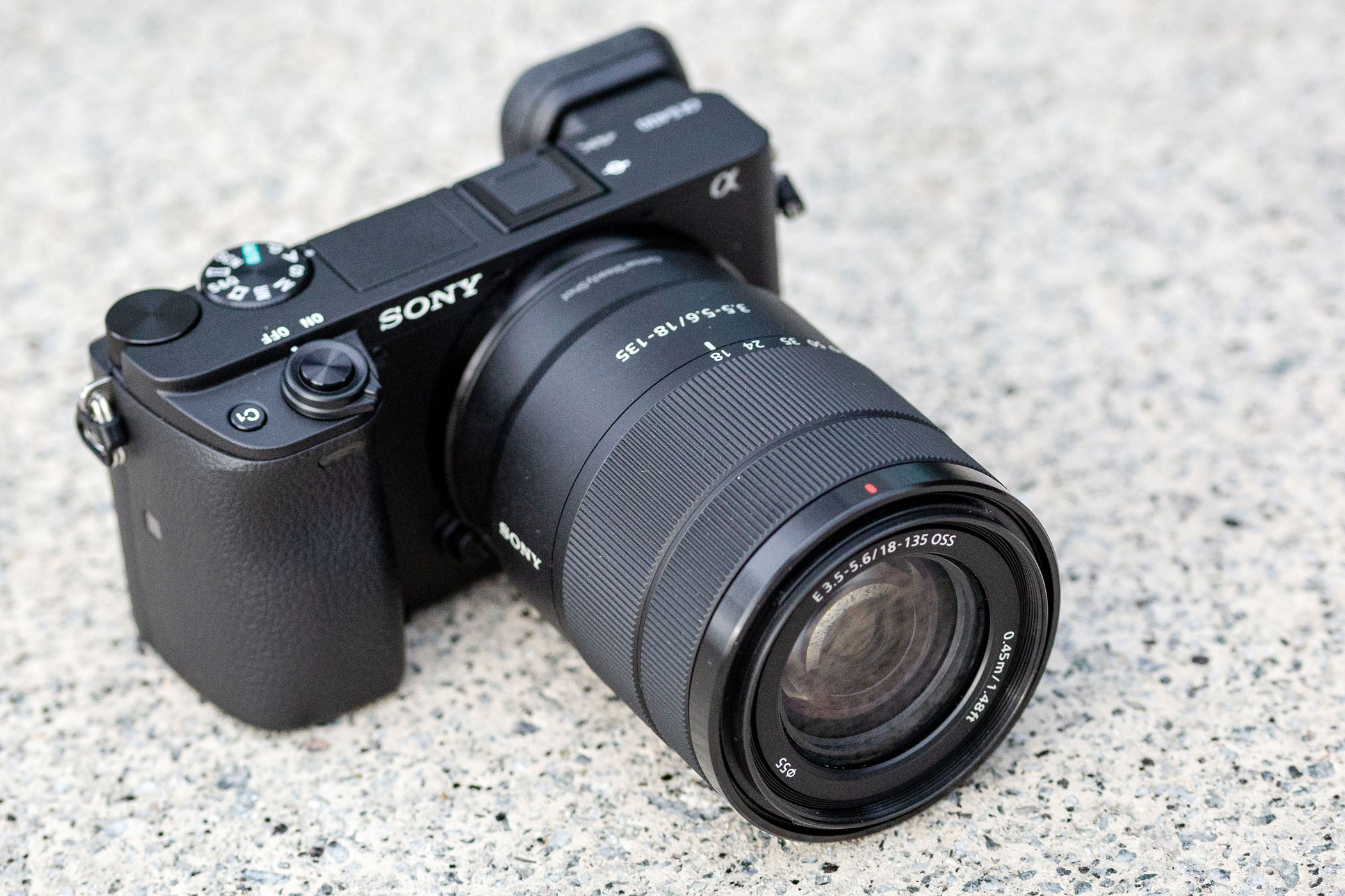 Sony Alpha 6400 review